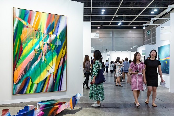 Art Basel Hong Kong 2019@Art Basel