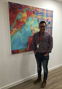 New Head of Gallery Services joins the team