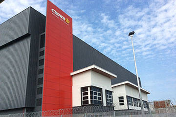 New home for Crown Penang, Malaysiaa